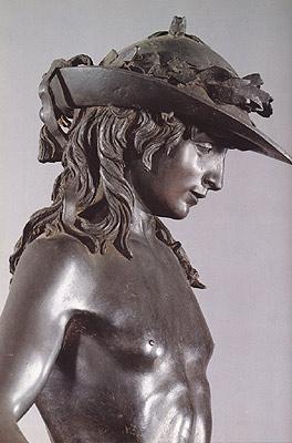 an analysis of the david sculpture by donatello Kunst takknemlighet (art appreciation) home feb 14 analysis of a visual art from the renaissance – david by donatello that he made a sculpture.