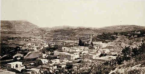 Nablus, 1909