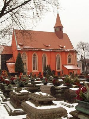 Johannis Church Cemetery<br>Nuremberg, Germany