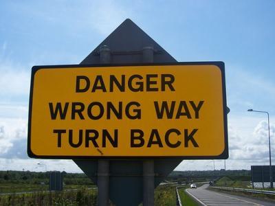 Turn Back! Do not follow false teachers