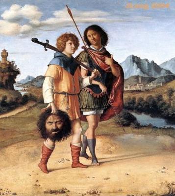 king david and jonathan gallery
