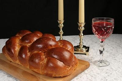 A Sabbath meal