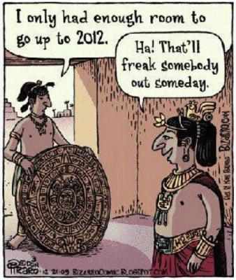 Ancient Mayan humor