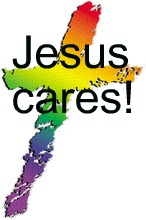 Yes, Jesus cares for you!
