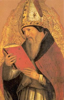 Augustine, AD 354-430