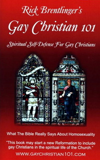 The answer is in this book, <i>Gay Christian 101</i>
