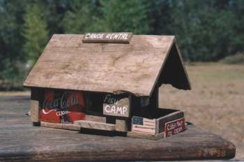 How to earn 1000 in six weeks building birdhouses part 1 for How do i build a birdhouse