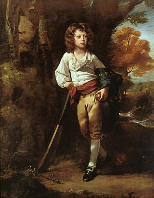 Richard Heber at age 9, 1773-1833