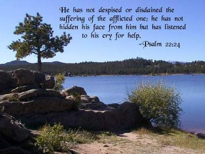 God listens when we call on Him