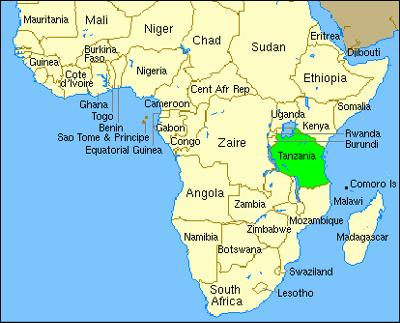 Please pray for our <br>brothers and sisters in Tanzania
