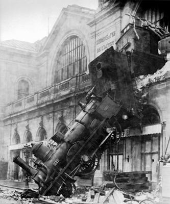 Are you a theological train wreck?