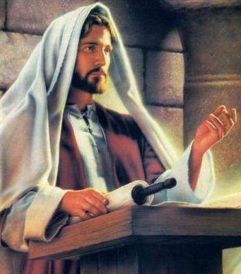 Jesus teaches Hell 101