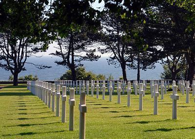 Normandy American Cemetery