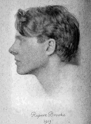 Rupert Brooke, 1887-1915