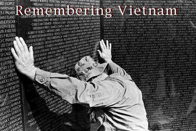 58,272 names grace the Vietnam Wall