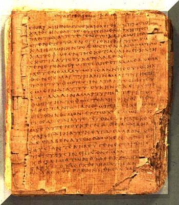 p66 Greek Manuscript