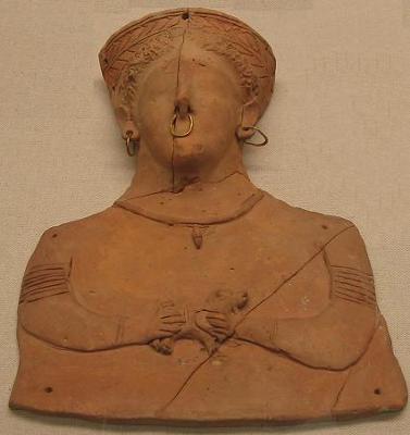Ashtoreth, ancient fertility goddess